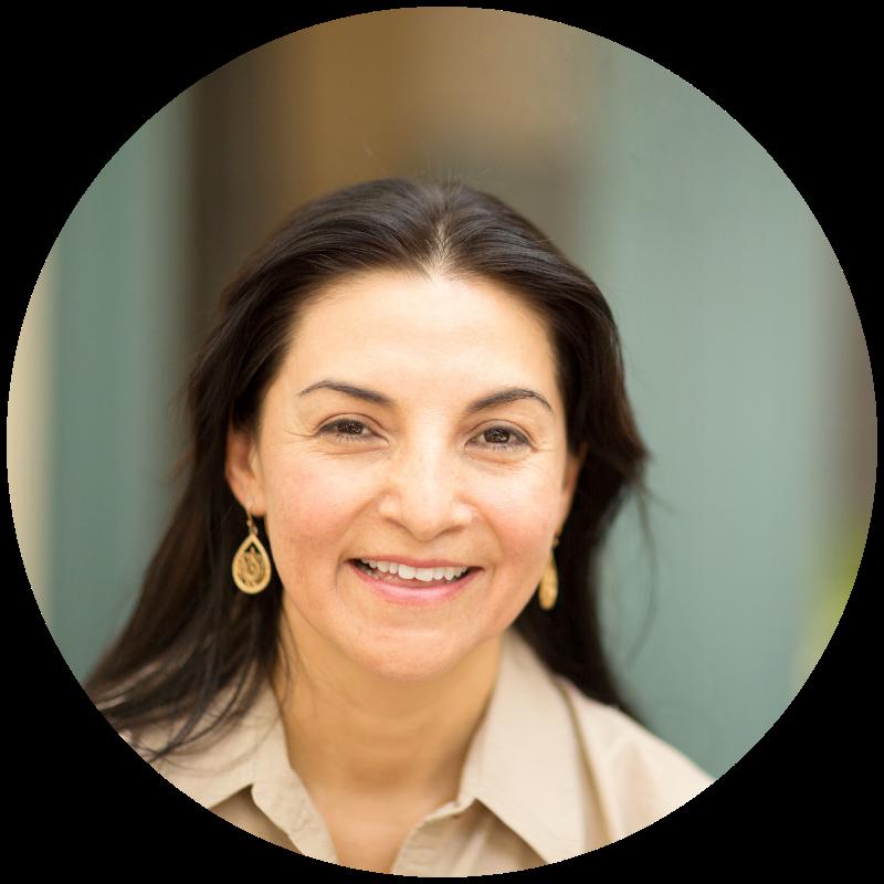 fibromyalgia patient smiling